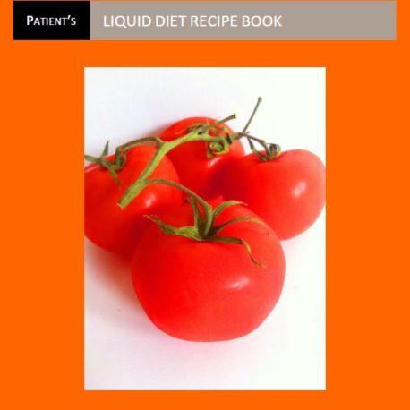 Liquid recipe book