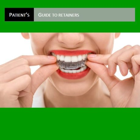 Retainers book
