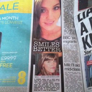 1 sunnewspaper stefanie grant jaw surgery orthognathic surgery