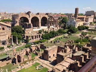 Roman Forum 2015