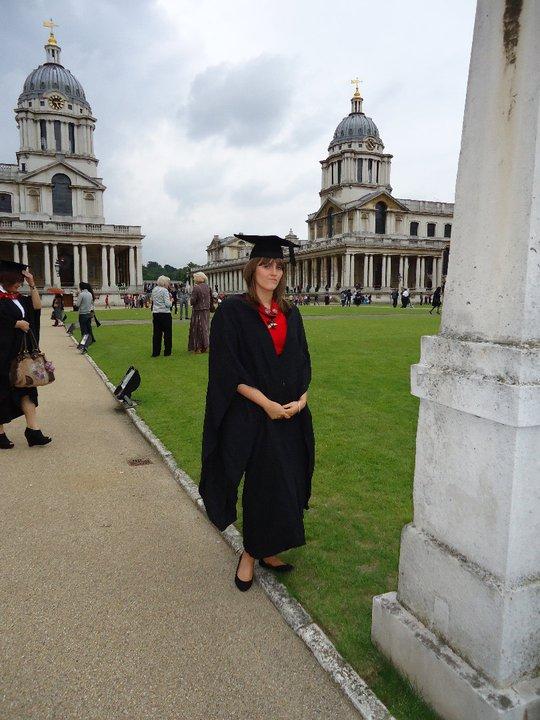 Stefanie Grant graduate HR